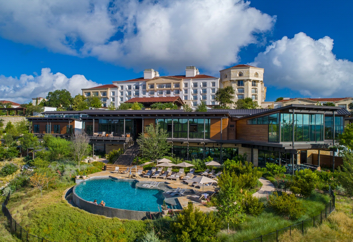Luxury San Antonio Resort  La Cantera Resort  Spa