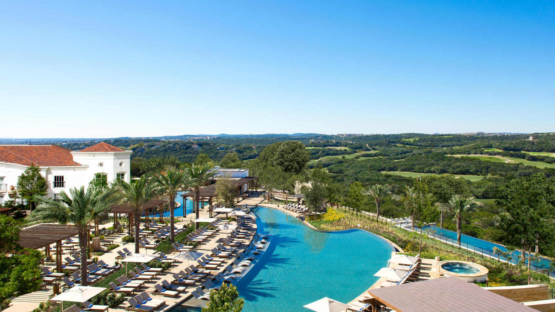 Summer Activities  La Cantera Resort  Spa  San Antonio